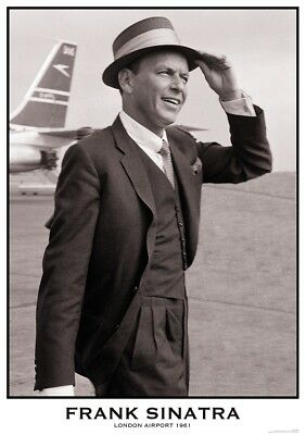Frank Sinatra NEW A1 Size 84.1cm X 59.4cm - Approx 33  X 24  Poster • 6.99£