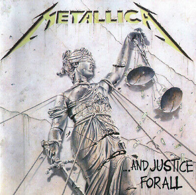 Metallica : ...And Justice For All CD (2007) Incredible Value And Free Shipping! • 3.40£