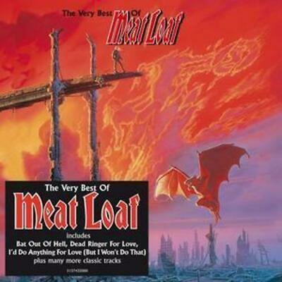 Meat Loaf : The Very Best Of Meat Loaf CD 2 Discs (2006) FREE Shipping, Save £s • 2.77£