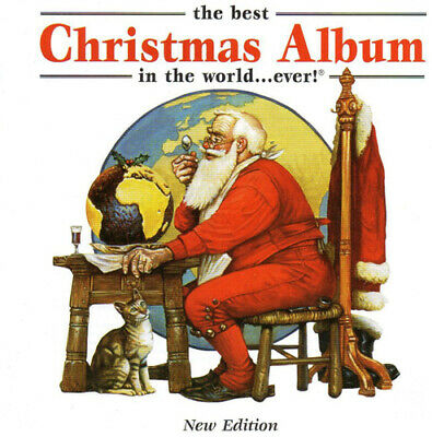 Various Artists : The Best Christmas Album In The World... Ever! CD 2 Discs • 3£