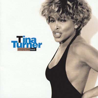 Tina Turner : Simply The Best CD (1991) Highly Rated EBay Seller Great Prices • 2.37£
