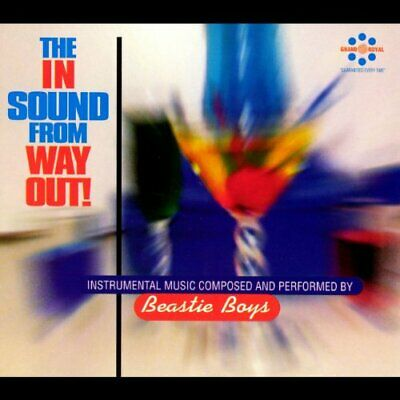Beastie Boys - The In Sound From Way Out! - Beastie Boys CD XMVG The Cheap Fast • 3.98£