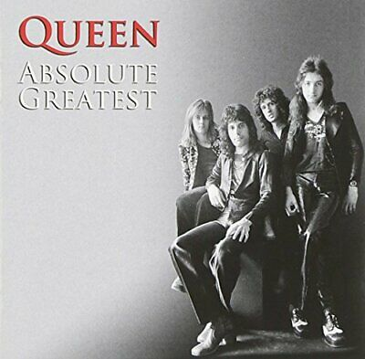 Queen - Absolute Greatest - Queen CD 9EVG The Cheap Fast Free Post The Cheap • 3.49£