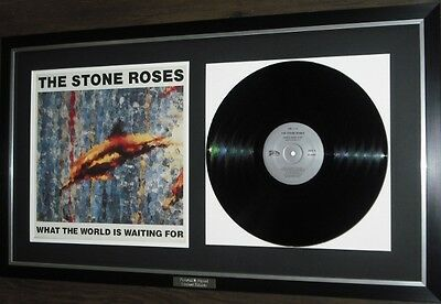 The Stone Roses Original 12 In Single 'Fools Gold'-Ltd Edt-Certificate- • 90£