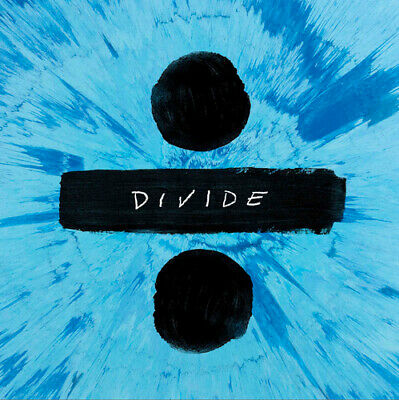 Ed Sheeran : ÷ CD (2017) Value Guaranteed From EBay's Biggest Seller! • 2.50£