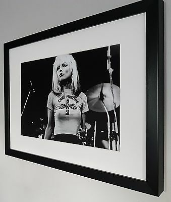 Debbie Harry Blondie-High Quality Photo And Framing Best Quality On Ebay  • 29.99£