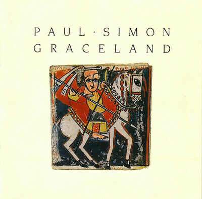 Paul Simon : Graceland CD (1986) Value Guaranteed From EBay's Biggest Seller! • 2.07£