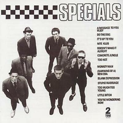 The Specials : The Specials CD (2002) Highly Rated EBay Seller Great Prices • 2.73£