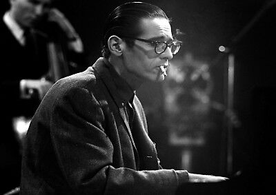 Reproduction  Bill Evans  Poster, Size A1, Jazz, Wall Art, Vintage Print • 18.99£