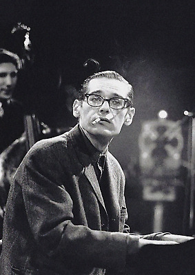 Reproduction  Bill Evans - Smoking  Poster, Jazz, Vintage Print, A1 Size  • 18.99£