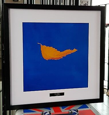 New Order True Faith Framed 12 Inch Vinyl Cover PRINT Joy Division Ian Curtis  • 37.99£