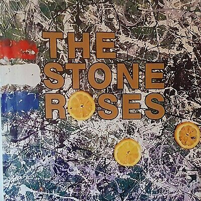 Reproduction  The Stone Roses  Album Cover Poster, Size: 16  X 16  • 12£