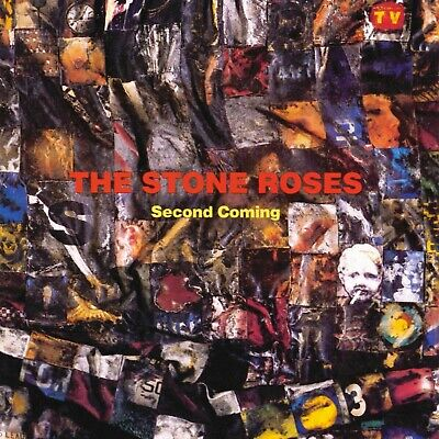 Reproduction  The Stone Roses - Second Coming   Album Poster, Size: 16  X 16  • 12£