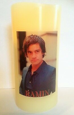 Ramin Karimloo Electronic Flickering Candle • 9.99£