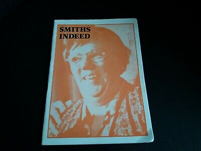 Morrissey / The Smiths Fanzine Smiths Indeed Issue 8 March 1988 • 19.99£