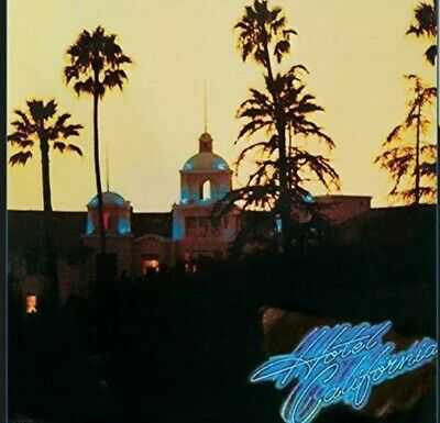 The Eagles Hotel California Luxury Framed Genuine Album Cover-Limited Edition • 48.99£
