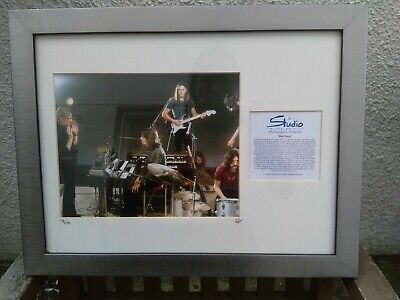 Pink Floyd Limited Edition Photo Framed • 35£