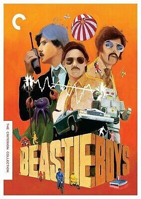 Reproduction  Beastie Boys - The Criterion Collection , Poster, Home Wall Art • 12£