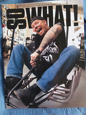 So What! Metallica Fanclub Magazine Vol 13 Number 1 2006 • 5.99£