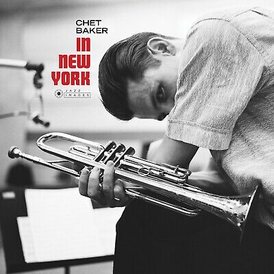 Reproduction  Chet Baker - In New York  Jazz Poster, Size: 16  X 16  • 12£