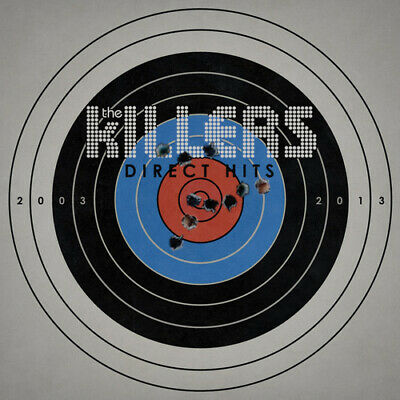 The Killers : Direct Hits CD (2013) Value Guaranteed From EBay's Biggest Seller! • 3£