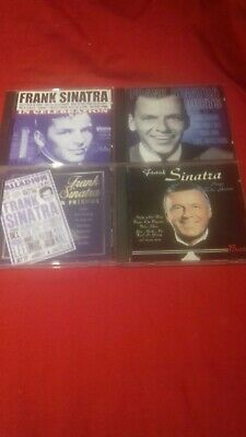 Frank Sinatra 8 Cds (9 ,discs) Selling In Behalf Of Makants Greyhound Charity • 5£