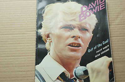 David Bowie Out Of The Cool Original Large Paperback Scarce!! Kamin/Goddard • 38.02£