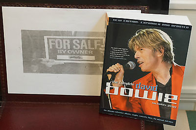 David Bowie The COMPLETE David Bowie Nicholas Pegg In MINT Original Order • 46.19£