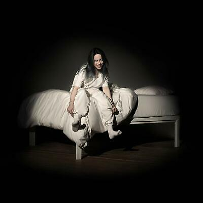 Billie Eilish When We All Fall Asleep Vinyl Record: Vinyl • 20£