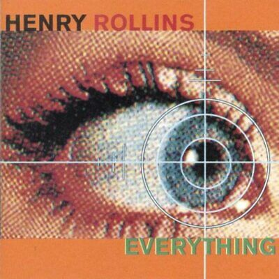Rollins, Henry - Everything - Rollins, Henry CD MIVG The Cheap Fast Free Post • 18.48£