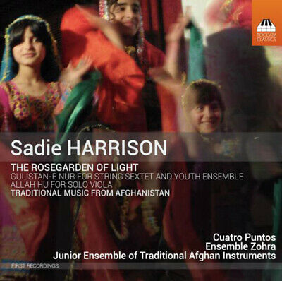 Sadie Harrison : Sadie Harrison: The Rosegarden Of Light CD (2016) Amazing Value • 7.99£
