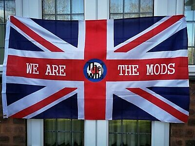 We Are The Mods The Who 5 X 3 • 15£
