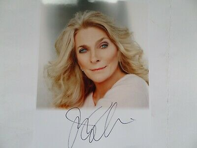 Judy Collins Country Singer, Autographed A4 Photograph. • 24.99£
