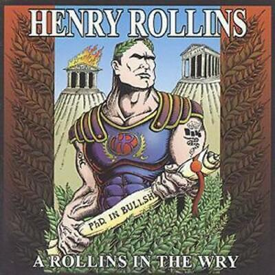 Henry Rollins : A Rollins In The Wry CD (2001) Expertly Refurbished Product • 3.98£