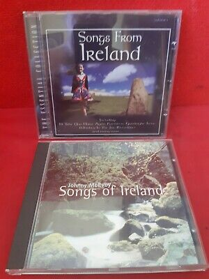 Songs Of/ From Ireland  2 Cds • 2.50£