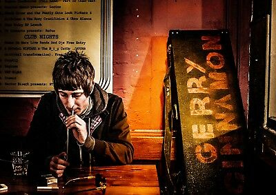 Reproduction  Gerry Cinnamon  Poster, Home Wall Art • 13.50£
