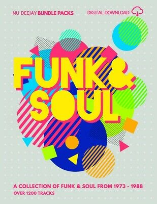 Funk & Soul MP3 Files - Digital Download • 9.99£