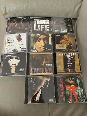 2pac Tupac Cd Collection • 50£