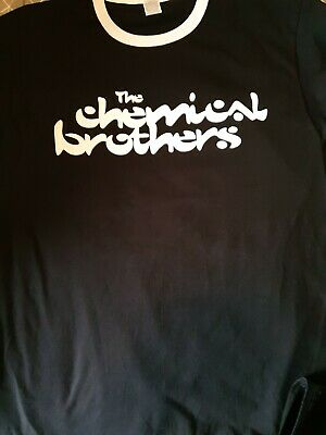 The Chemical Brothers No Geography Tour 2019 Medium • 6.98£