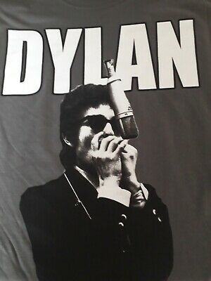 Bob Dylan And His Band Hyde Park 2019 Tour T Shirt Xl • 6.50£