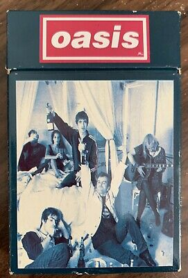 Oasis Cigarettes And Alcohol Cassette Tape Liam & Noel Gallagher Limited Edition • 29.99£