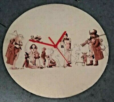 Genesis, A Trick Of The Tail....original Vinyl Album Art  Wall Clock   • 10.99£