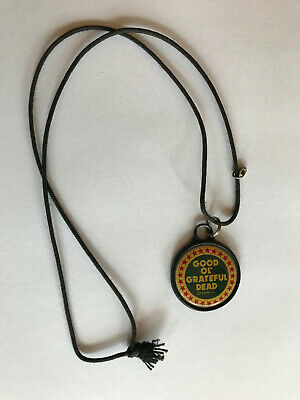 Rare Early 70's Steel Your Face/good Ol' Grateful Dead Necklace/key Chain • 23.69£