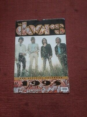 The Doors - The Offical Calender 1995 • 14.99£