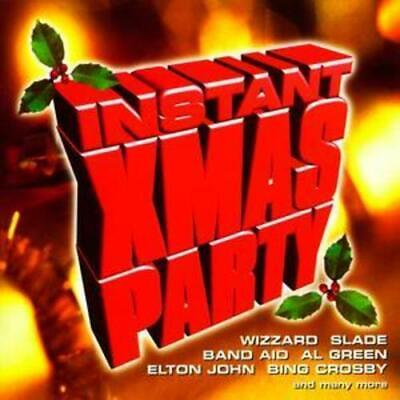 Various Artists : Instant Xmas Party CD (2000) Expertly Refurbished Product • 1.84£