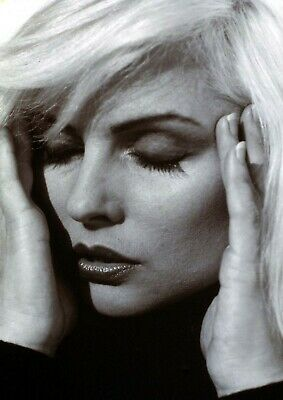 **PREMIUM RANGE** Debbie Harry Reproduction Poster, Size: Size: A2 • 19.99£