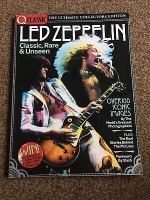 Q Magazine Led Zeppelin Ultimate Collectors Edition • 10£