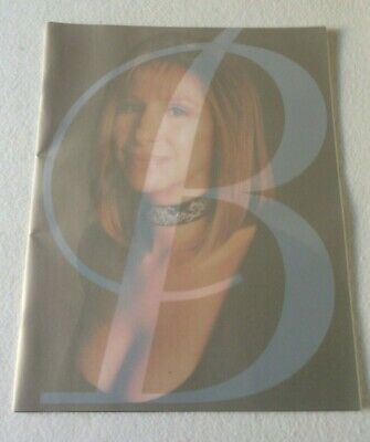 Barbra Streisand 1994 The Concert Uk Tour • 30£