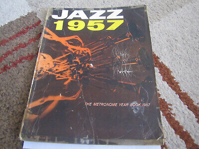 Jazz 1957 Year Book • 10£