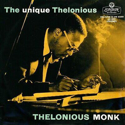 Reproduction  Thelonious Monk - The Unique  Poster, Jazz, 16  X 16  • 12£